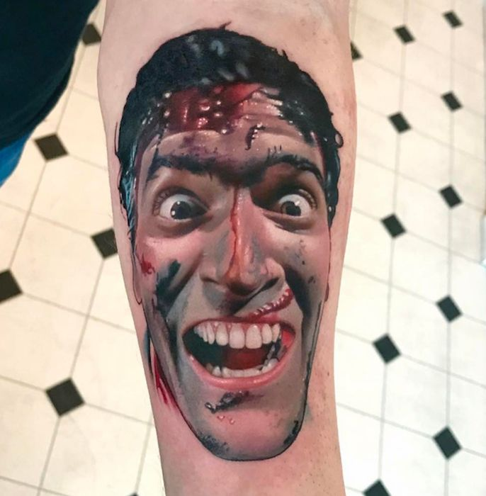 These Awesome Tattoos Deserve A Round of Applause