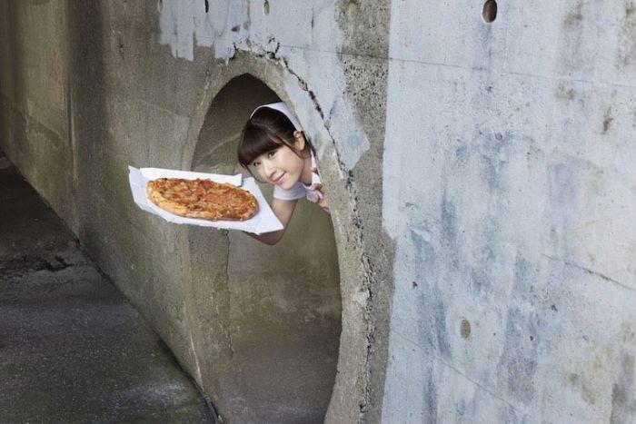 Japan Has Some Really Weird Stock Photos