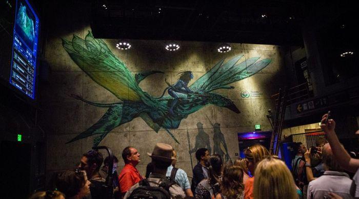 Inside Disney World's Incredible Avatar Land