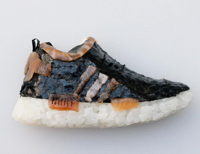 Sneakerheads Are Going To Love These Sushi Shoes