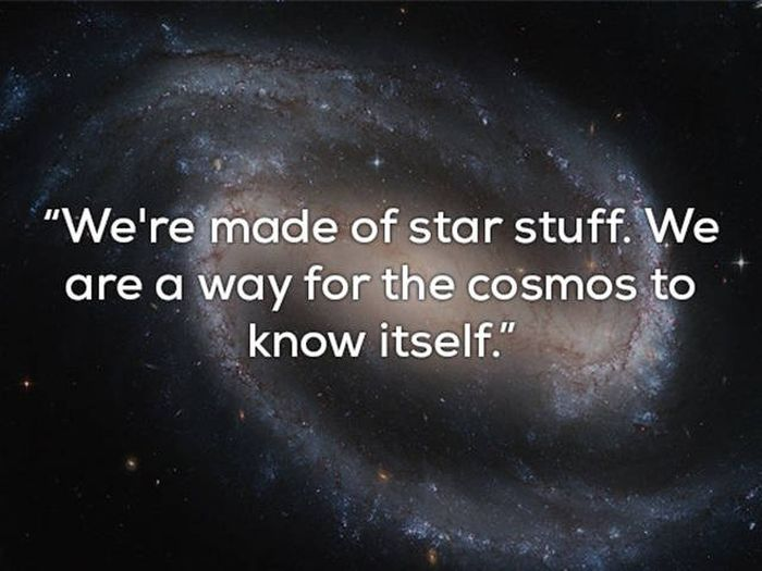 Carl Sagan Wanted To Reveal The Secrets Of The Universe