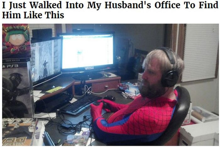 Times Significant Others Got Caught Being Weird