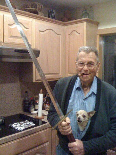 Grandpas Who Only Get Cooler As They Get Older