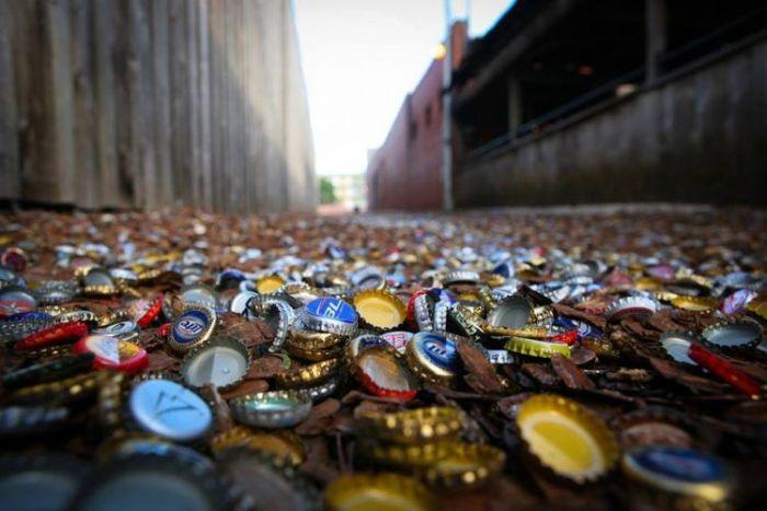 Texas Has A Unique Collection Of Bottle Caps