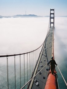 This Cable From The Golden Gate Bridge Consists Of 27,572 Wires