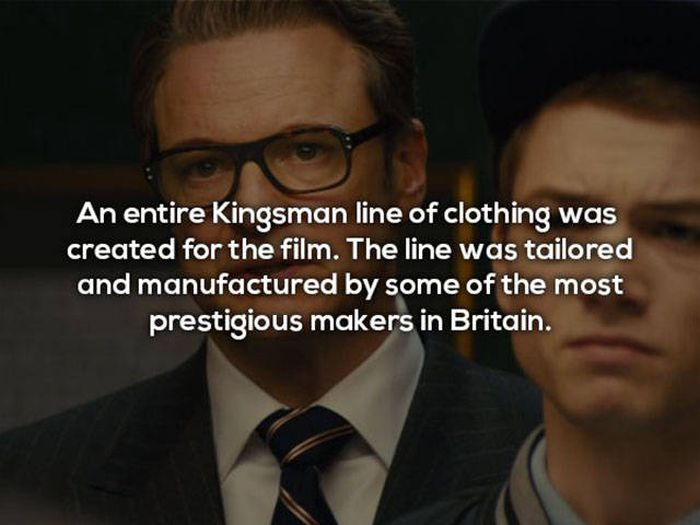 Royal Facts You Need To Know About Kingsman: The Secret Service