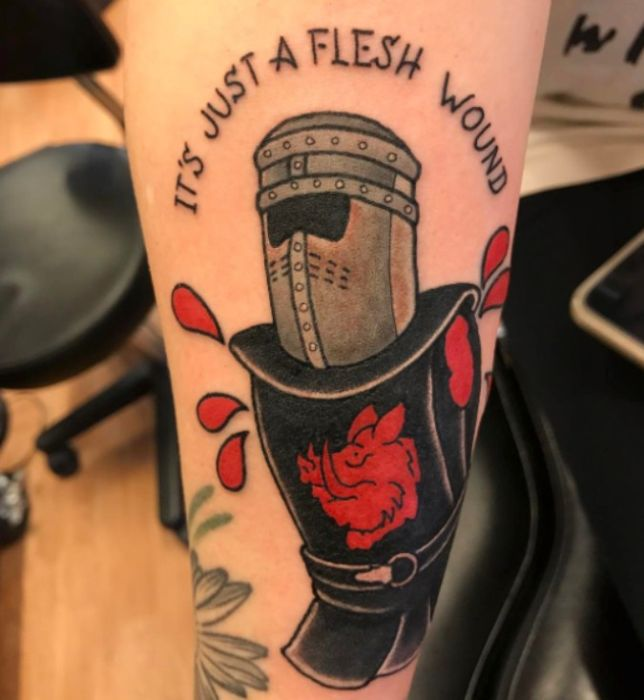 Epic Tattoos Inspired By Movies That Are Pure Artistic Genius