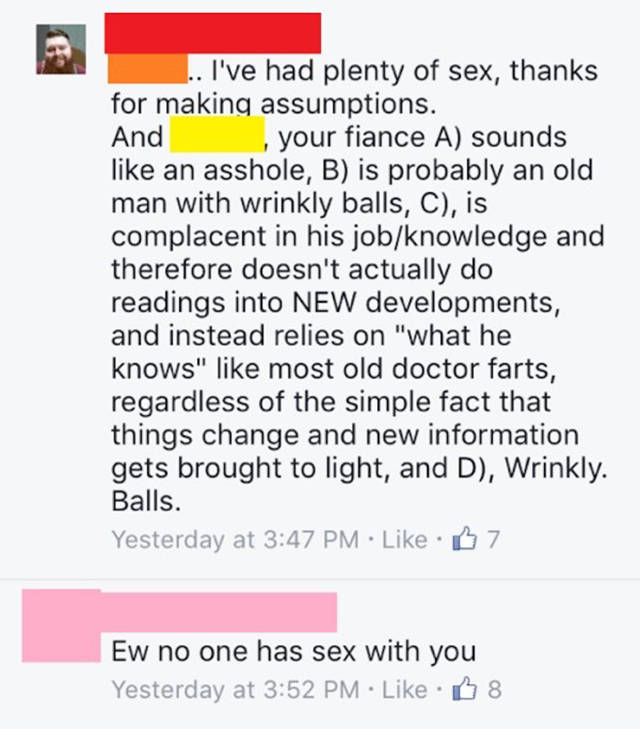 Some People Just Do Not Understand The Female Body
