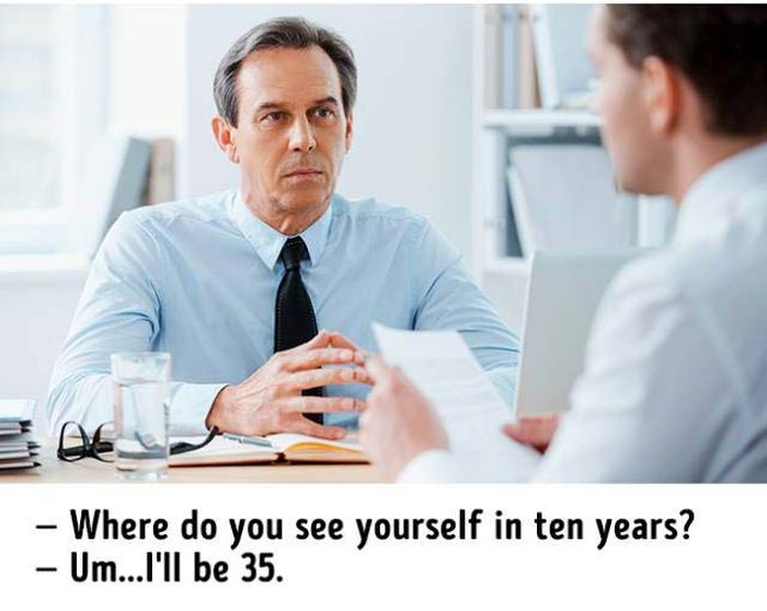 Hilarious Truths About Job Interviews