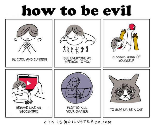 Comics That Prove Cynicism Is The Most Adequate World View