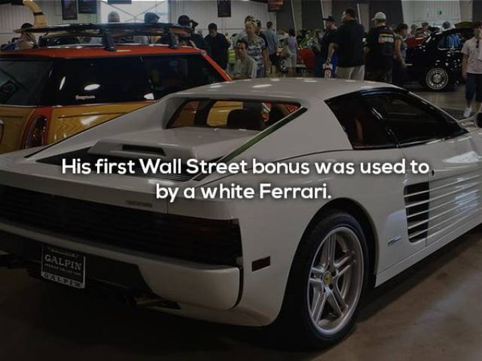 Insane Facts About The Wolf Of Wall Street Jordan Belfort Others - The wolf of wall streets ferrari is now up for sale