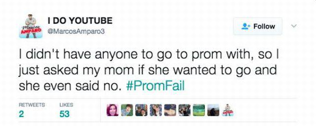 Prom Fails That Are Too Funny Not To Laugh At