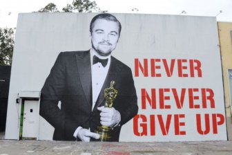 Street Art That's On The Verge Of Hooliganism