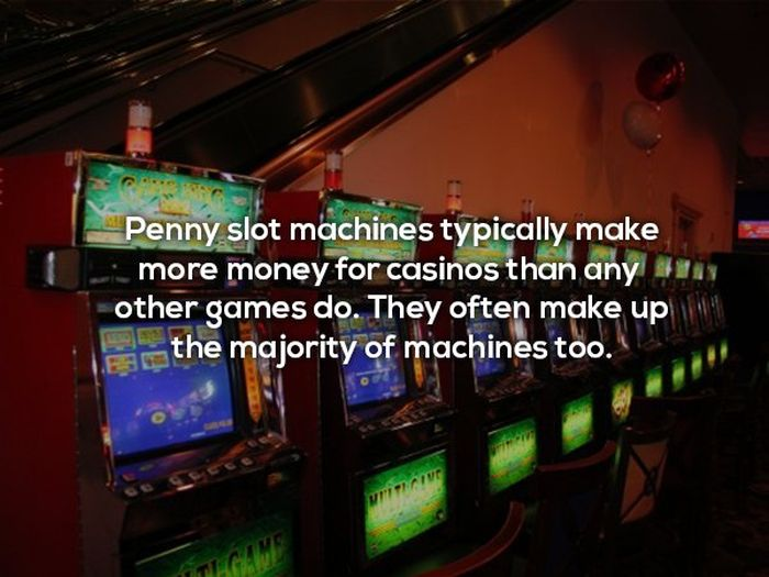 Hit The Knowledge Jackpot With These Awesome Casino Facts