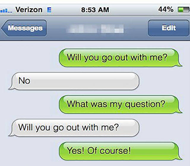 Texting Is A Troll's Paradise