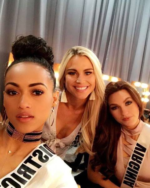 Miss USA 2017 Isn't Just Gorgeous, She's Also A Nuclear Scientist