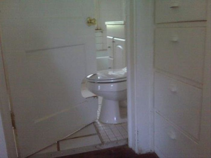 Hilarious Construction Fails By People Who Most Likely Got Fired