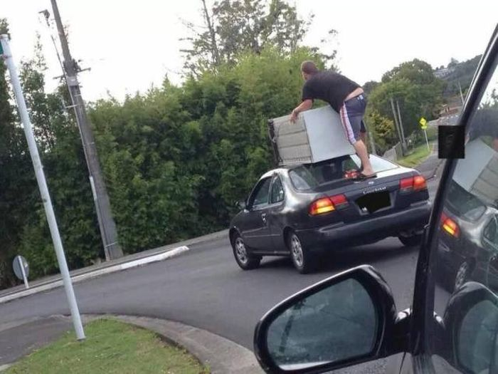 They Deserve To Get The Darwin Award While They're Still Alive