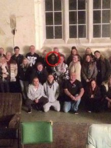Ghost Girl Spotted In Haunting Photo From Abandoned Asylum