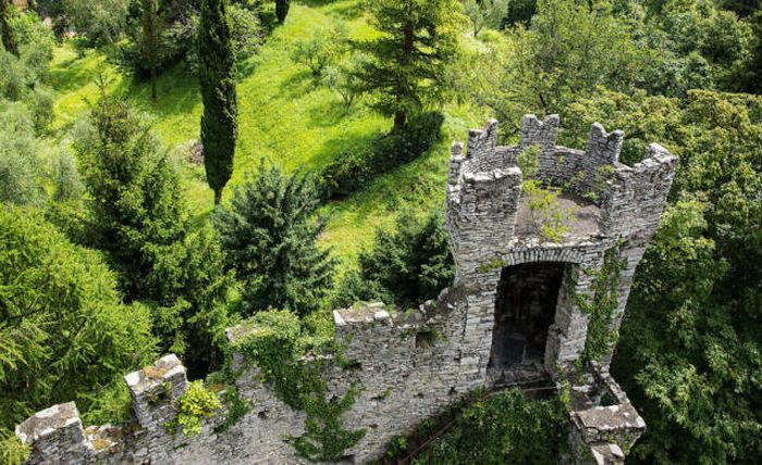 You Can Now Own A Castle In Italy For Free