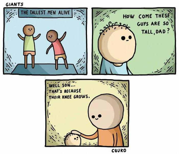 Comic That Prove Dark Humor Really Is The Best