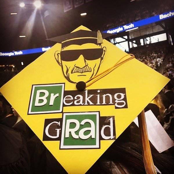 Impressive Graduation Caps That Deserve To Fly High