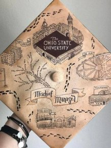 Impressive Graduation Caps That Deserve To Fly High