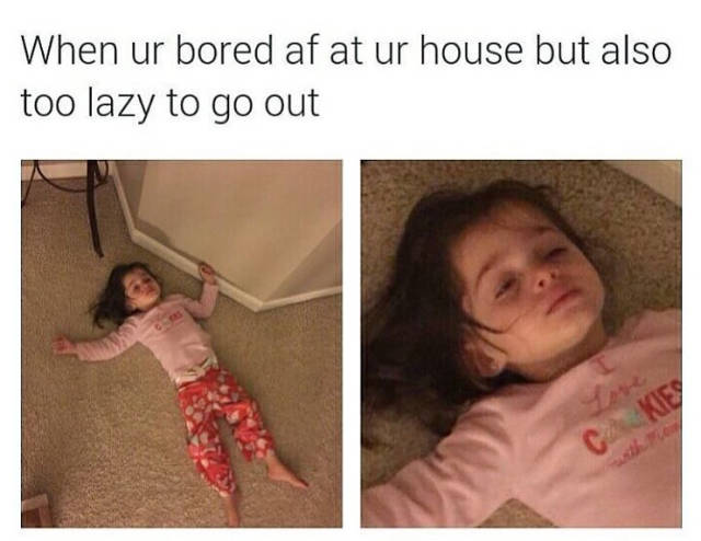 Memes That Reveal The Nature Of People Who Are Secretly Lazy