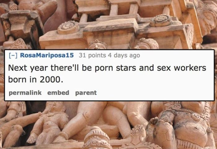 Statements That Will Make You Feel Extremely Old