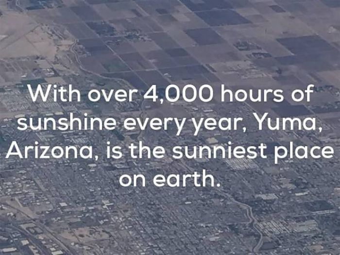 Interesting Facts About Weather That Will Blow Your Mind