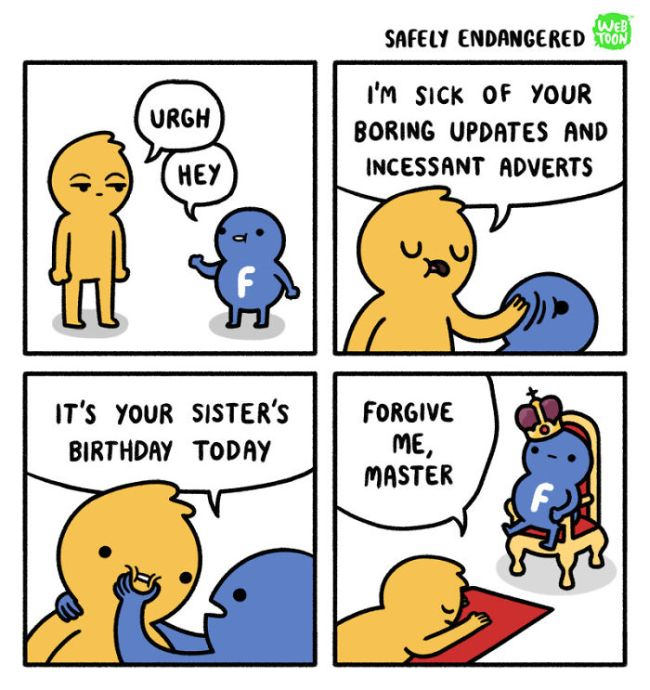Safely Endangered Comics That Will Crack You Up