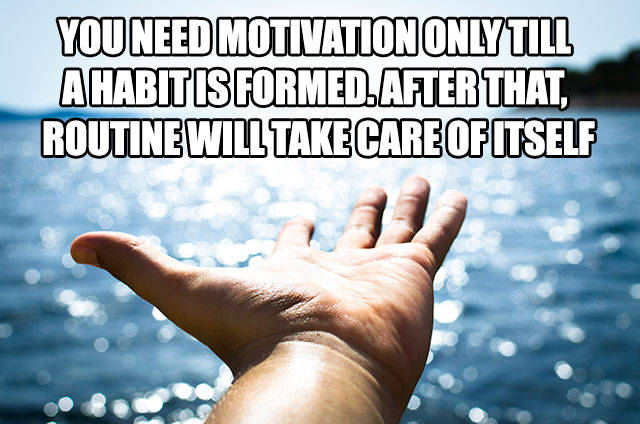 All You Need Is A Bit Of Motivation To Seize The Day