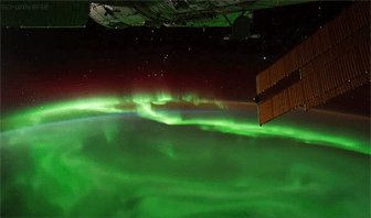 Space Can Only Be Described As Infinitely Amazing