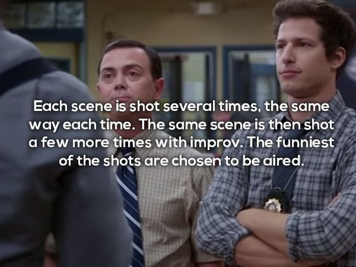 Time For Some Fun Facts About Brooklyn Nine-Nine