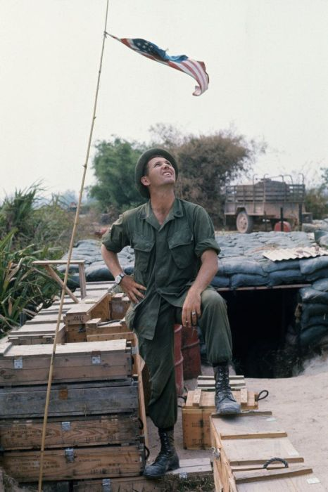 Photos That Show The Daily Life Of A Vietnam War Veteran