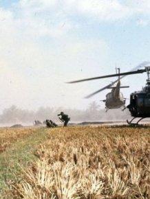 Photos That Show The Daily Life Of A Vietnam War Veteran