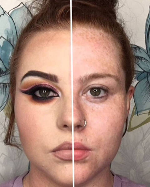 Makeup Artist Determined To Show The World True Beauty