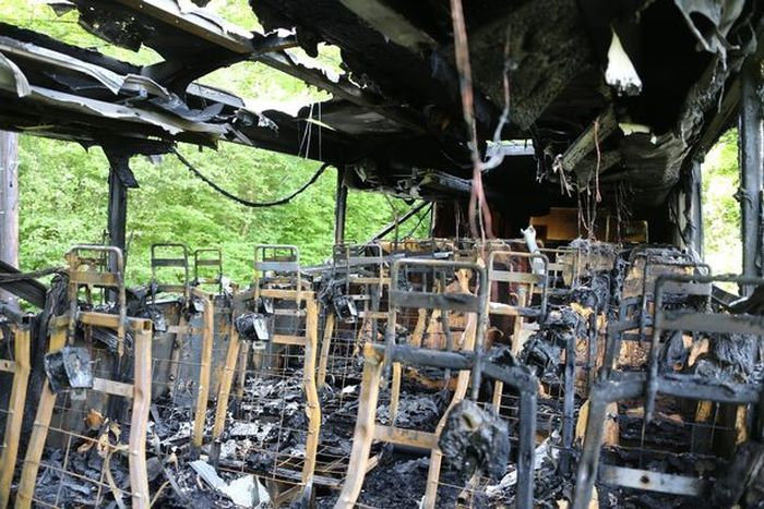 Student Saves 59 Kids Before Bus Bursts Into Flames