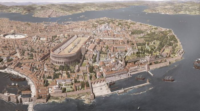 Overview Of Constantinople And Its Great Monuments