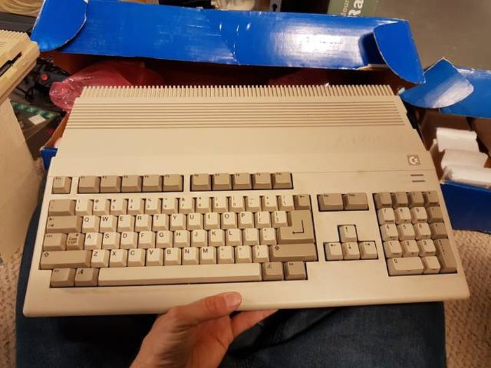 Gamer Guy Finds An Awesome Collection On Craigslist