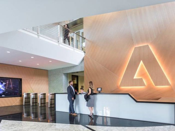 Adobe's Headquarters Have Everything Any Employee Every Want