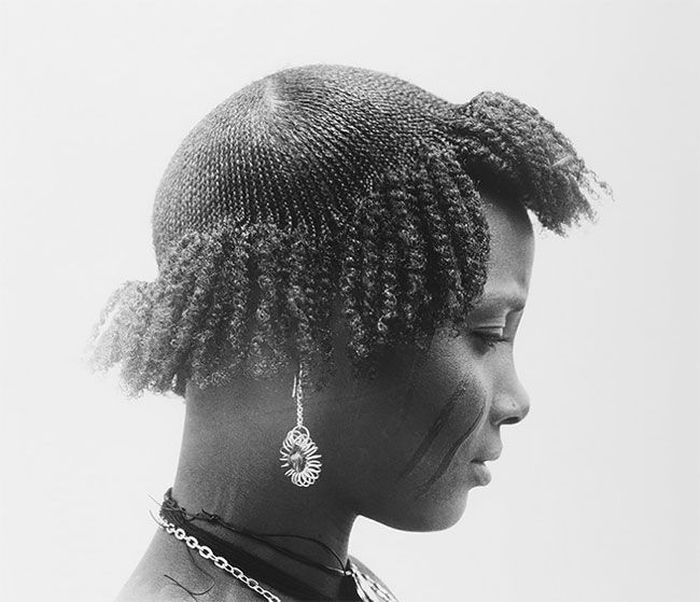 Intricate Hairstyles Created Half A Century Ago