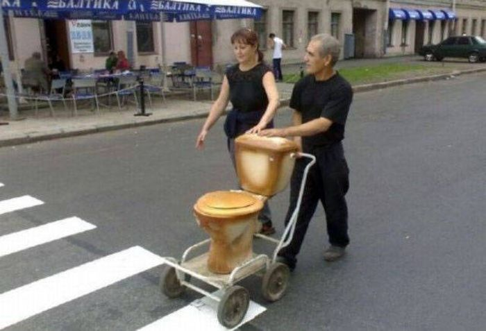 Russia Keeps Taking Craziness To The Next Level