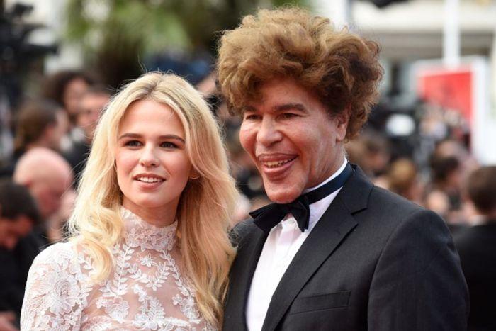 TV Presenter Igor Bogdanoff Walks The Red Carpet At Cannes