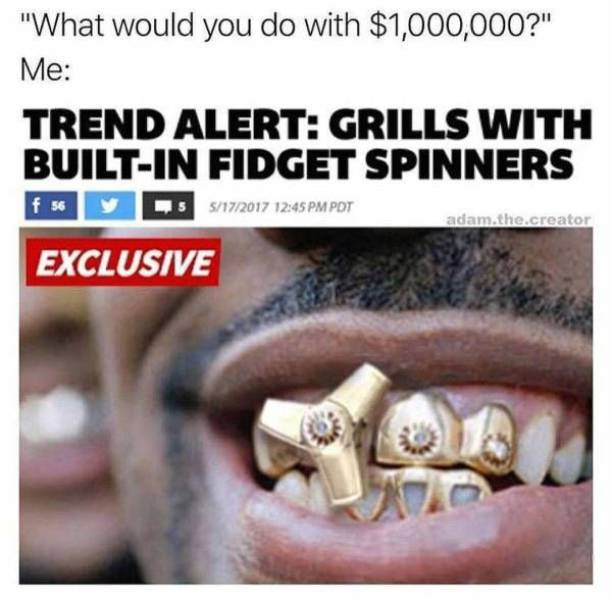 Now Everyone Wants To Own A Fidget Spinner