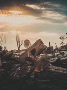 Villa Epecuen Is In Shambles