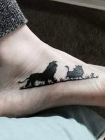 Amazing Tattoos That Were Inspired By Movies