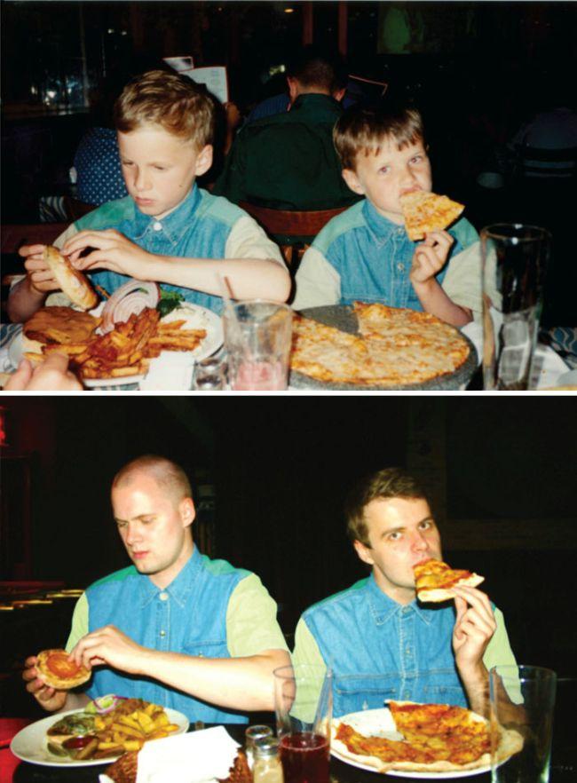 Heartwarming Pictures Capture Everlasting Friendship