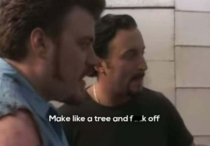 Ricky From Trailer Park Boys Knows What You Need To Hear