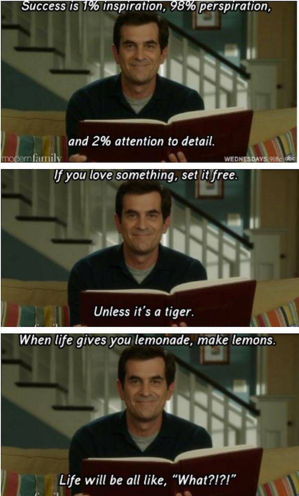 Phil Dunphy Has The Best Dad Jokes In The Game